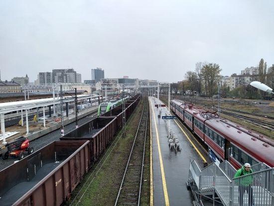 Przebudowa dworca PKP. Prace są mocno zaawansowane [FOTO] - Aktualności Rzeszów - zdj. 12